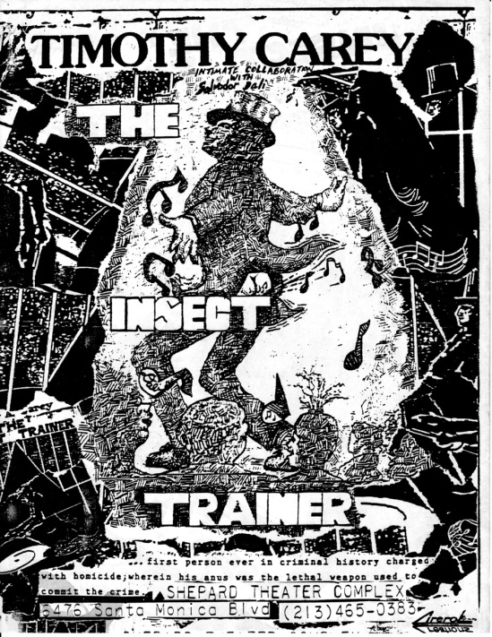 Insect Trainer flyer