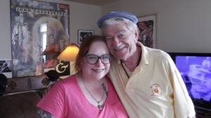Seymour Cassel and me
