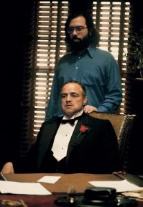 Coppola and Brando