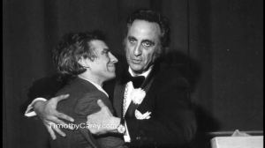 With John Cassavetes