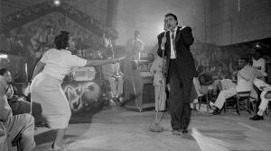 Tim and the Johnny Otis Band, mid-50s