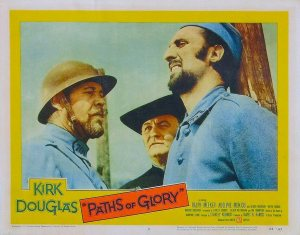 Paths of Glory lobby card