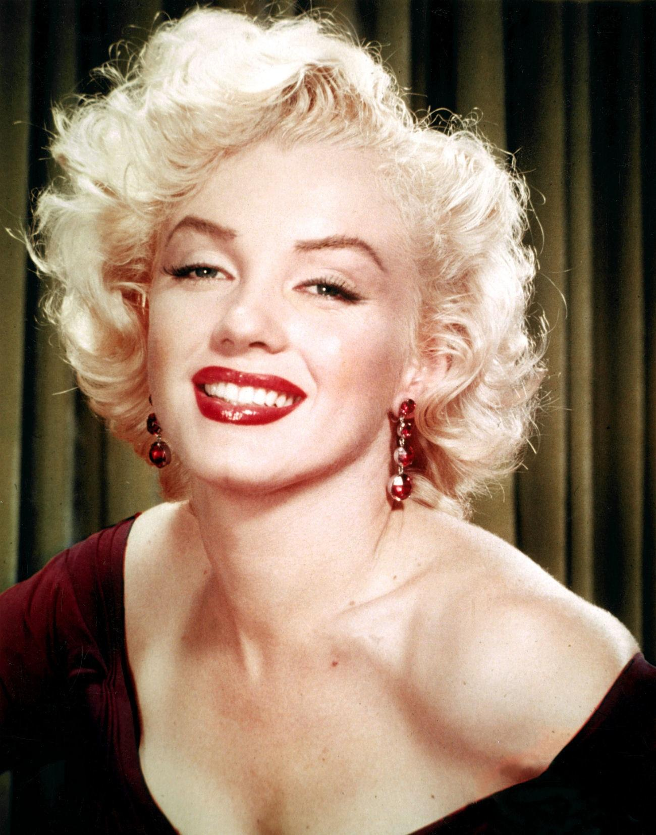Marilyn Monroe actriz