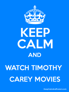 Keep Calm and Watch TC!