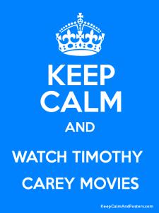 Keep Calm and Watch TC!