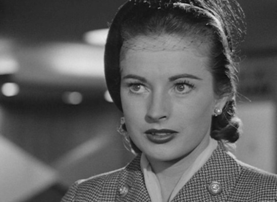 Coleen Gray in The Killing